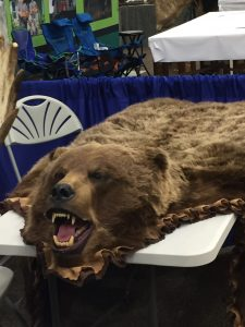 Grizzly Rug